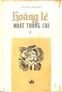 Hoang Le nhat thong chi